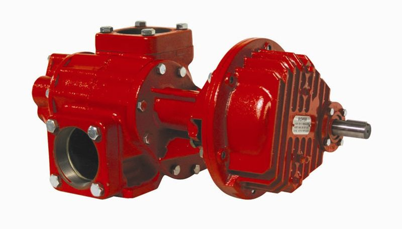 Item Rop3722ghbfrv 3 94 3 Quot Flanged Pump On Tank Truck