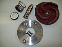 Banjo Pump Kit