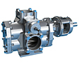 Roper Stainless PTO & Hydraulic Driven Stainless Steel Truck Pumps
