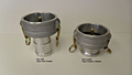 Aluminum Domestic Vapor Recovery Couplers