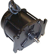 SX-001 & SX-043  DC Flanged Motor