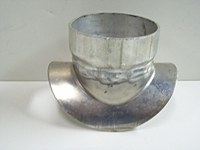 Allegheny Coupling Aluminum & Steel Saddles