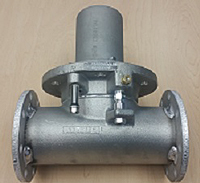 Betts Flanged Tee Int Air Evalve