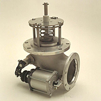Betts External Air Operated Emergency Valves
