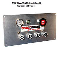 Civacon MCP Control Panel