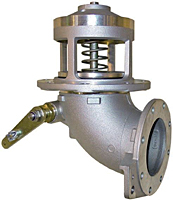 Emco Wheaton Cable Operated Emergency Valves