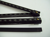 9 & 12 ft Fold-N-Lock Gauge Stick