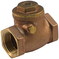Jomar Horizontal Swing Check Valves