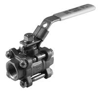 Jomar Stainless Steel Ball Valves (FP 3 Piece)