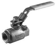 Jomar Stainless Steel Ball Valves (Full Port Std.)