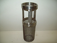 Morrison Top Clean Out Line Strainer Screens