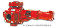 Hydraulic Driven Truck Pumps
