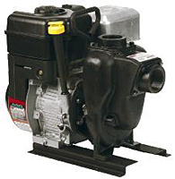 1 1/2 & 2 in. Banjo Engine Driven Cast Iron Centrifugal Pumps (B & S)