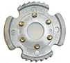 Ratchet Wheel (2 Position) 180 Deg w/Bolts