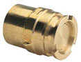 emco 2in dry break adapter Brass