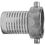 Suction Hose Male & Female Aluminum Shank / Brass Nut